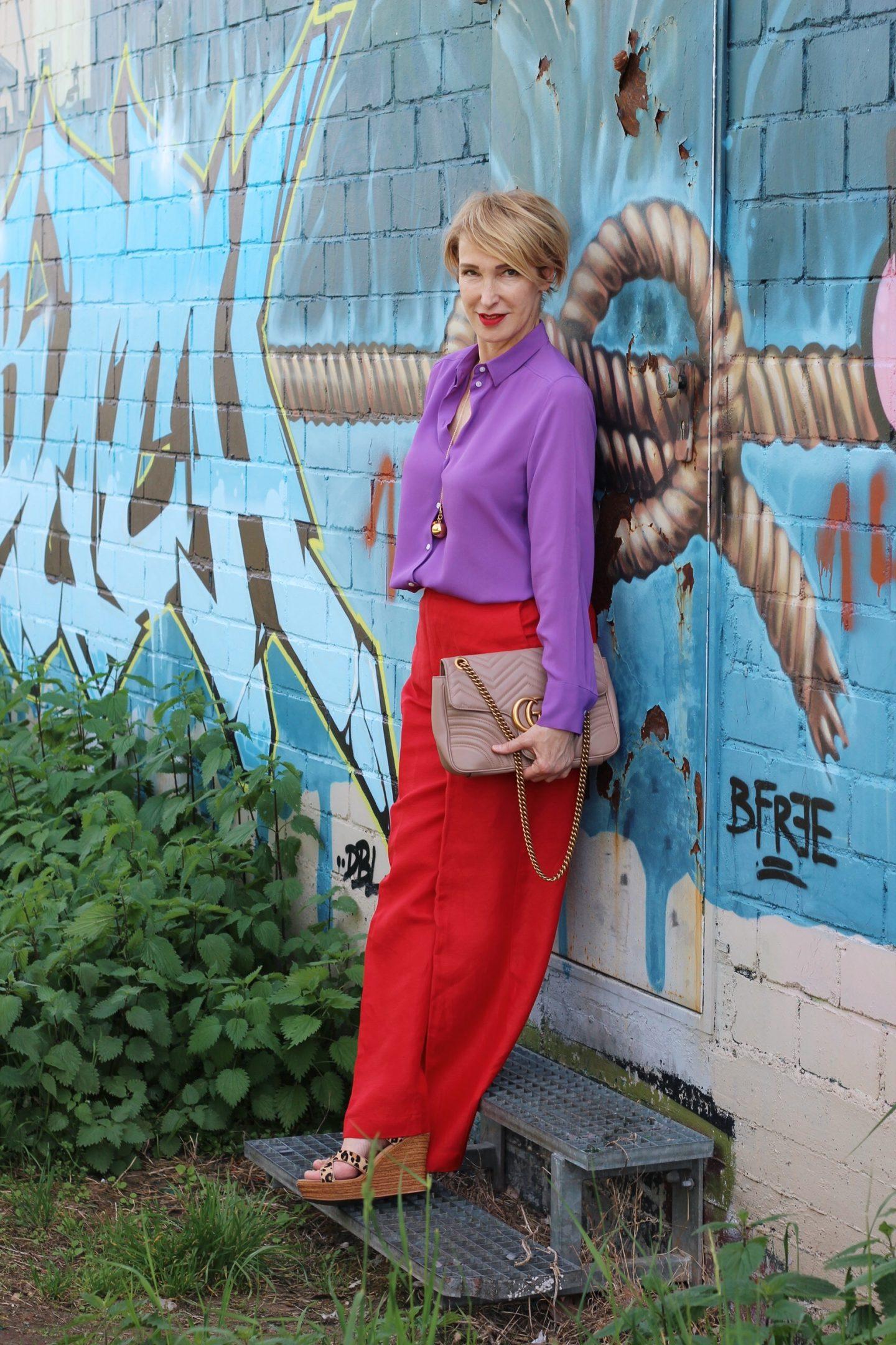 glamupyourlifestyle color-blocking leinenhose ü-40-blog ü-50-blog ue-40-blog ue-50-blog ü-40-mode