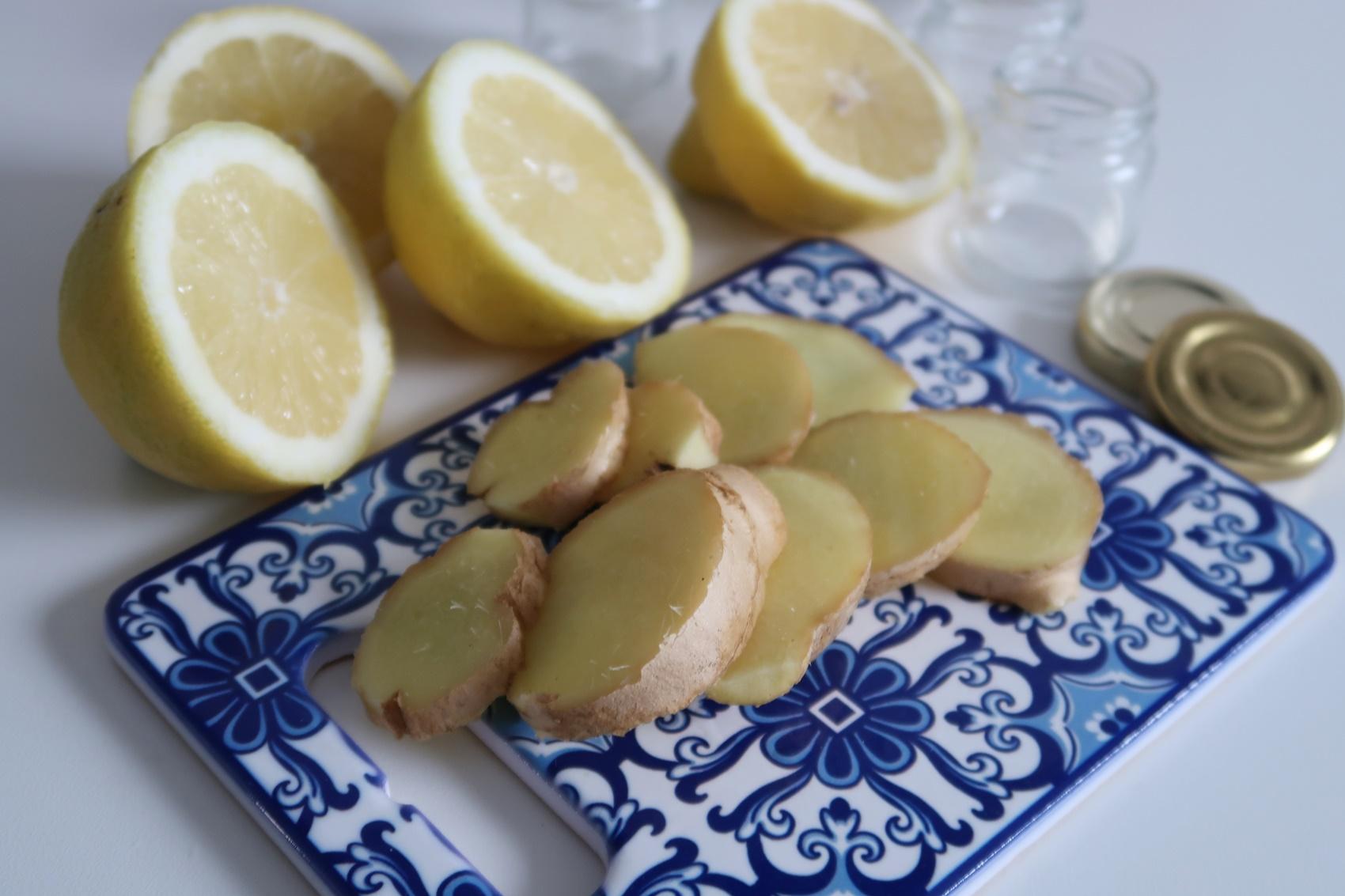 glamupyourlifestyle Ingwer-Shots Ingwer-Shots-Rezept gesunde-rezepte Erkältung Hausmittel