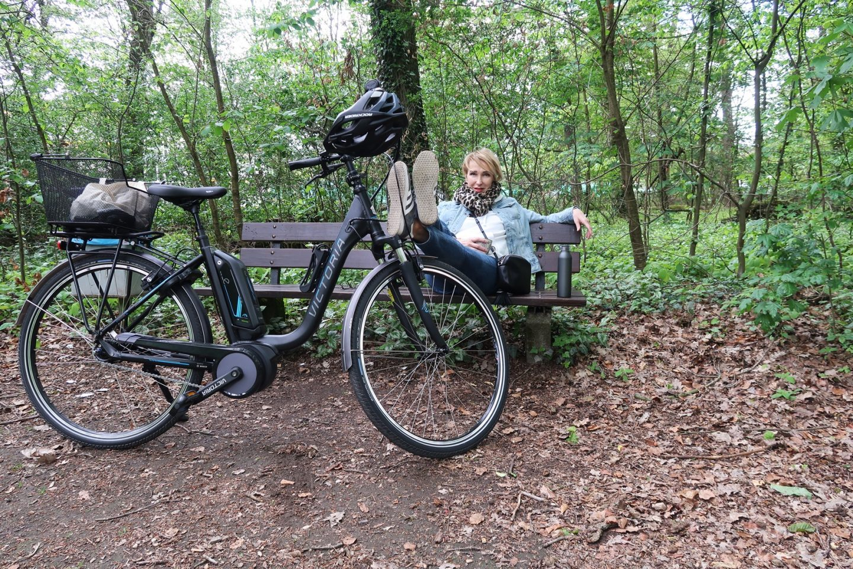 Erfahrungen mit dem Elektrofahrrad - Victoria E-Bike im Alltag - Ü40 Ü50 Lifestyleblog