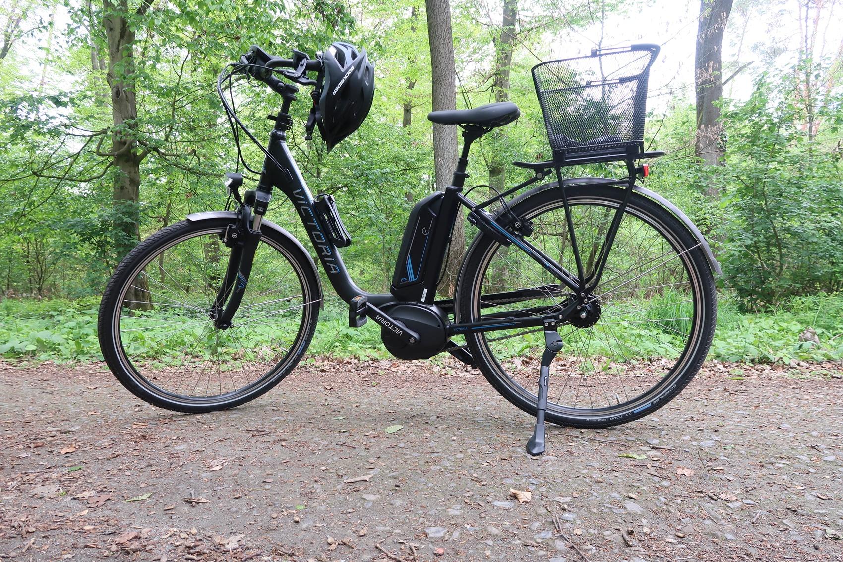 glamupyourlifestyle elektrofahrrad erfahrungsbericht E-Bike Victoria-Fahrrad Elektro-Rad ü-40-blog ü-50-blog