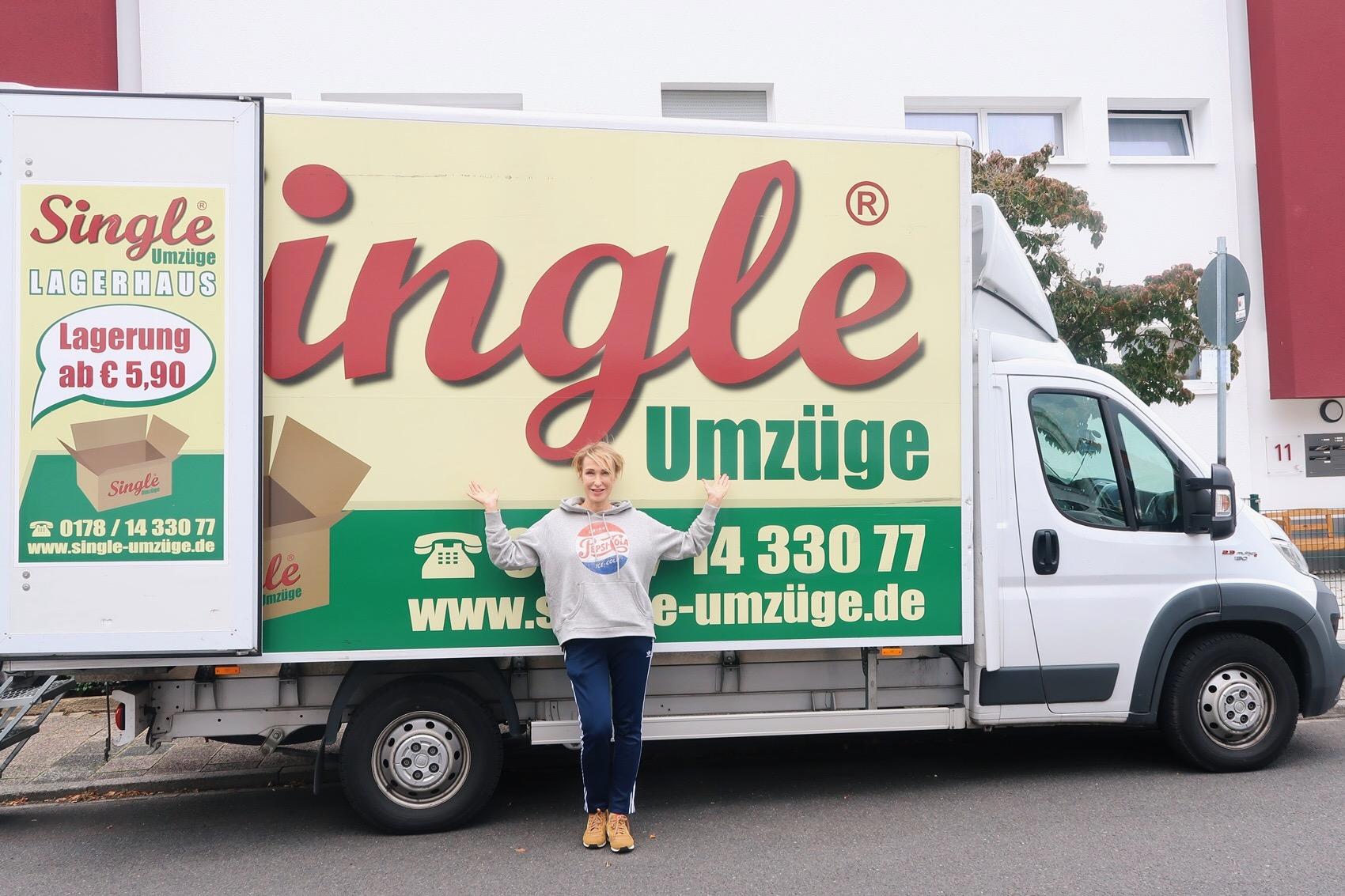 Single umzug kosten