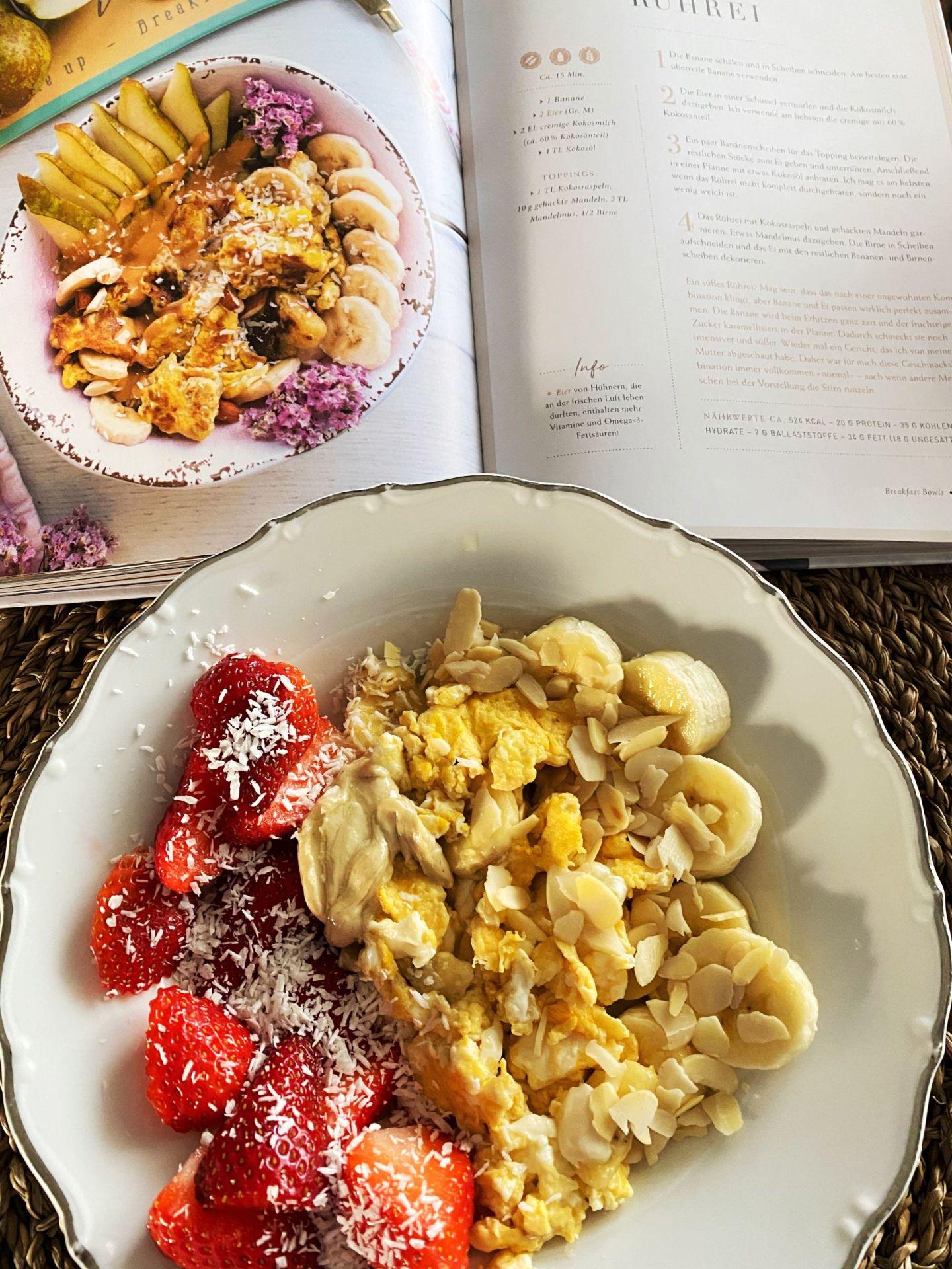 glamupyourlifestyle gesundes Fruehstueck Pamela-Reif Bowls Kochbuch Rezept