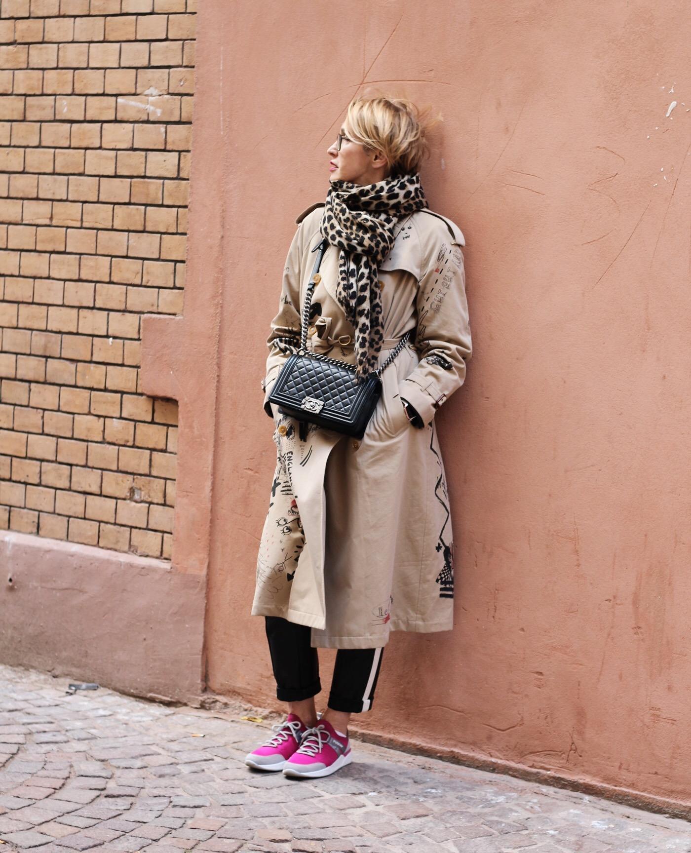 glamupyourlifestyle beiger trenchcoat burberry mantel ue-40-blog ue-50-blog