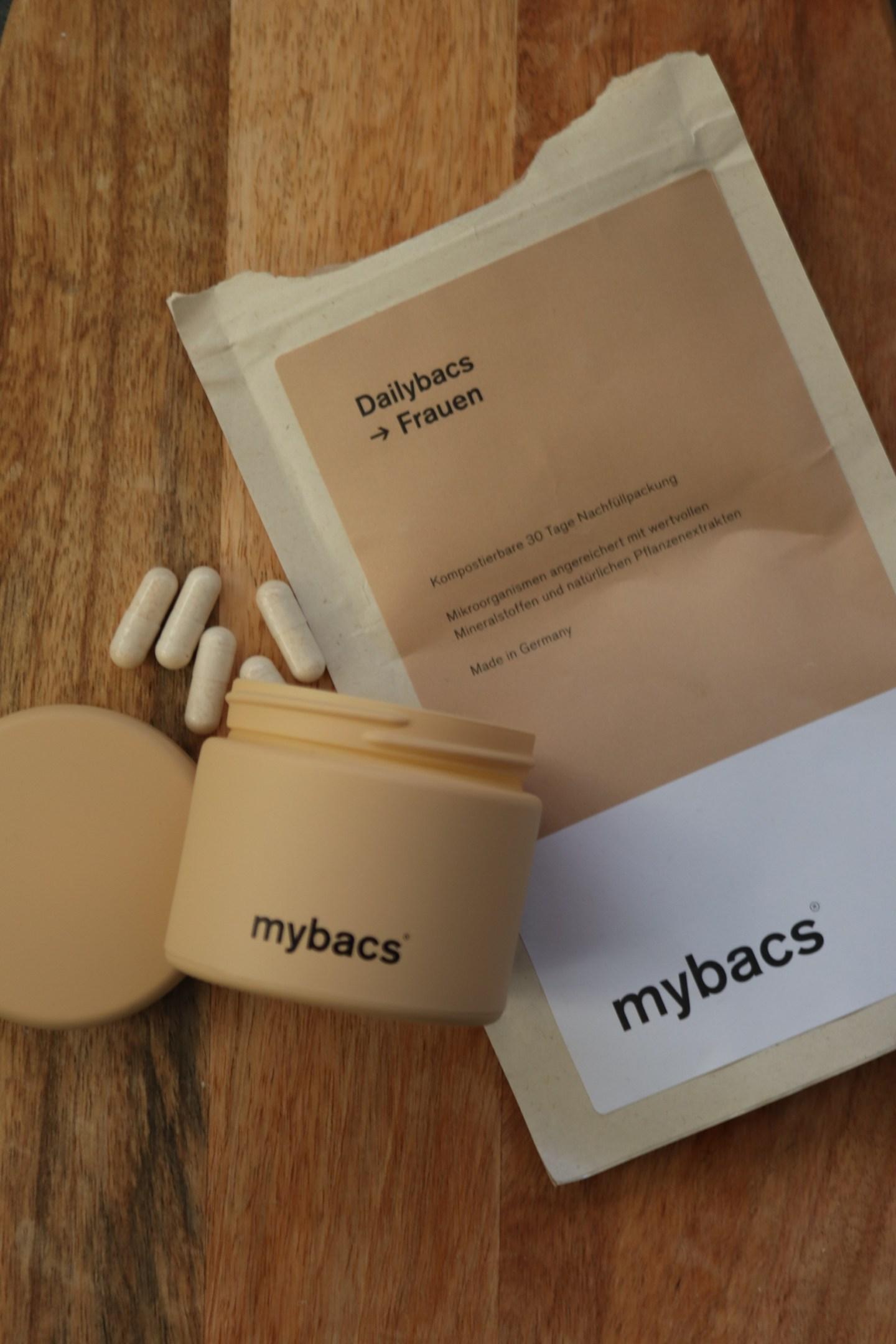 glamupyourlifestyle darmflora verdauung mybacc gesunde Ernaehrung Immunsystem