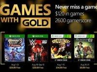 Ce vor primi abonații Xbox Live Gold în august