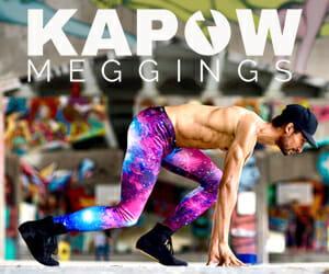 Kapow Meggings Banner