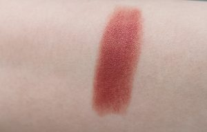 Inika Vegan Lipstick in Auburn Ambition