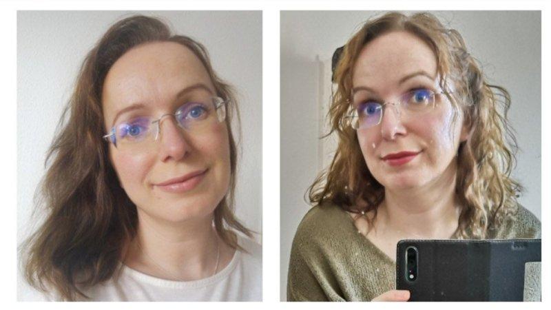 Die Curly Girl Methode für feines Haar