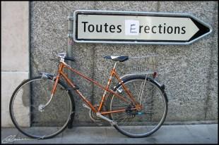 Au détour d'une rue, Genève, juillet 2003.