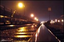 Railroad. (Beauport, Québec, avril 2004.)