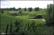 Mon petit coin de France au Québec. (Saint-Elie-de-Caxton, Québec, mai 2004.)