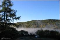 Morning light. (Saint-Mathieu-du-Parc, Canada, septembre 2004.)