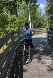 Ponts de la Véloroute des bleuets