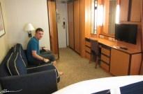 Cabine (stateroom) 3002.