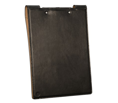 Leather-surface-Writing-Clipboard-with-black-and-natural-leather-back