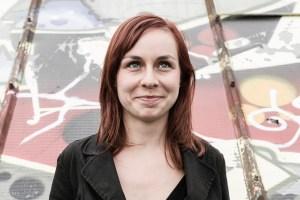 Das Bild zeigt Susann Neubert - Teammitglied Festival Stadttfinden