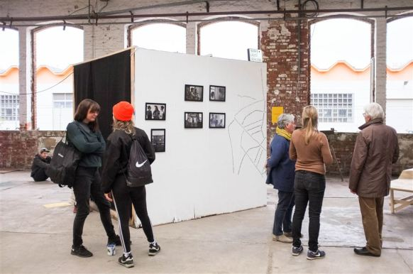 "Festival STADTTFINDEN - Projekt ""(V)erschlossene Stadt"" (Foto (c) Michél Bötig)"
