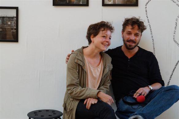 """Festival STADTTFINDEN - Projekt """"(V)erschlossene Stadt"""" (Foto (c) Josephine Bock)"""