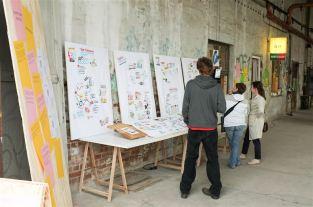 Festival STADTTFINDEN - Workshop Dokumentation (Foto (c) Michél Bötig)