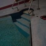 Western baths handrails