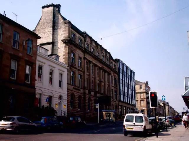 ABode Hotel, Glasgow - Bath Street - Glasgow Architecture