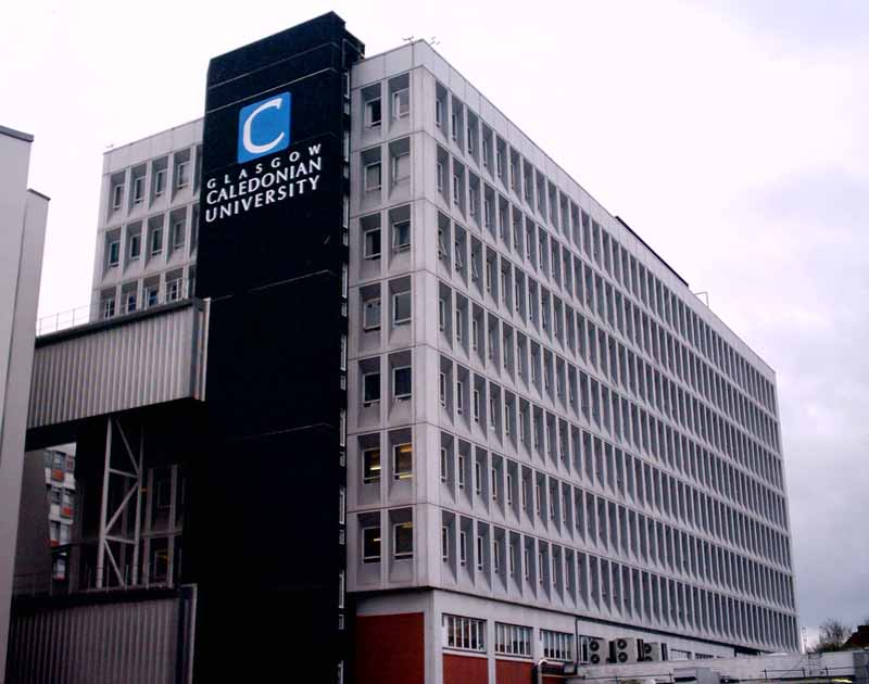 the glasgow caledonian university Glasgow caledonian university (informally gcu or caledonian) is a public  university in glasgow it was formed in 1993 by the merger of the queen's  college,.