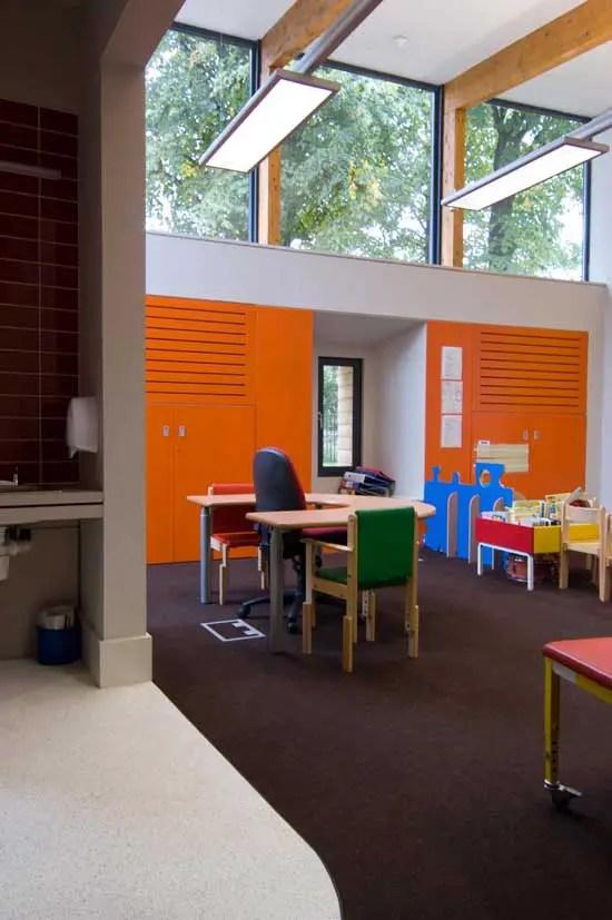 Hazelwood School Glasgow Glasgow Architecture