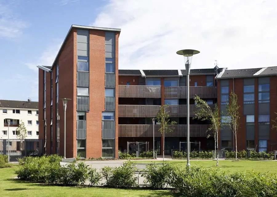 Hutchie Housing Gorbals Buildings Glasgow Glasgow