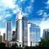 Trinity skyscraper glasgow