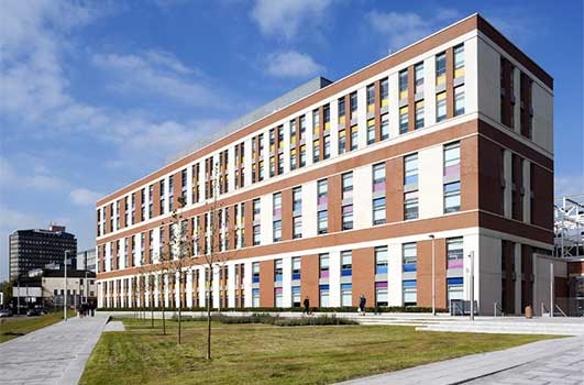 Collegelands Regeneration Project Glasgow