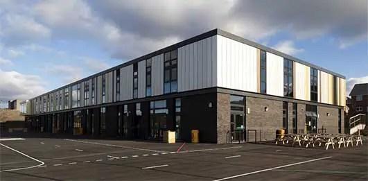 Hunter Primary School East Kilbride