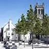 Kilwinning High Street landscaping