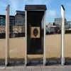 Glasgow City Centre Fence