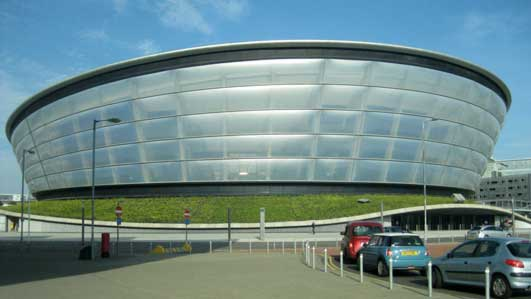 The Hydro Glasgow