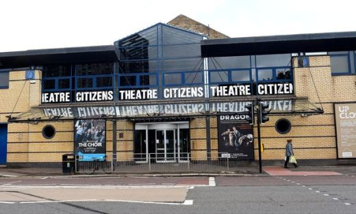 Citizens Theatre Glasgow building