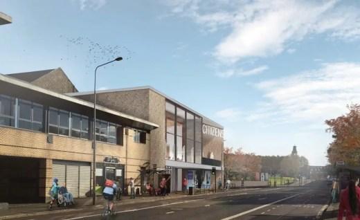 Citizens Theatre Glasgow expansion