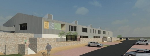 Skye Gaelic School building