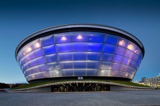 The Hydro, Glasgow