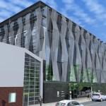 University of Glasgow ICE Building