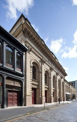 City Halls & Old Fruitmarket