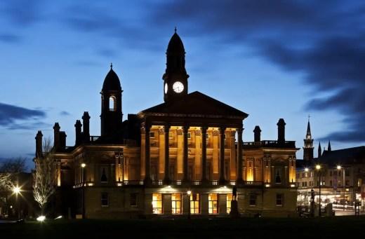 Paisley Town Hall Refurbishment