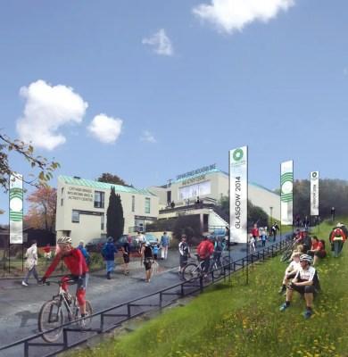 Cathkin Braes Mountain Bike & Activity Centre