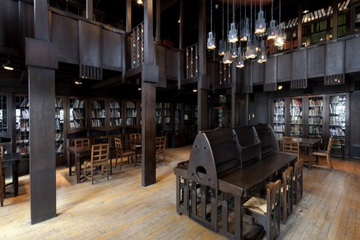 Mackintosh Building Restoration Architects Announced