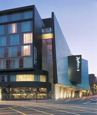 Radisson Glasgow Hotel | www.glasgowarchitecture.co.uk