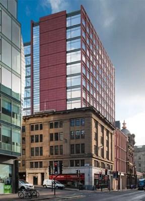 Waterloo Street office building