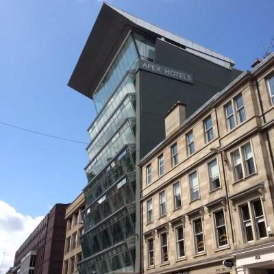 Apex Hotel Bath Street Glasgow