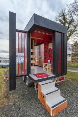 Eolas Travelling Pavilion
