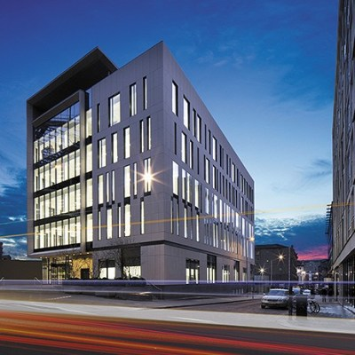 inovo office building, Glasgow
