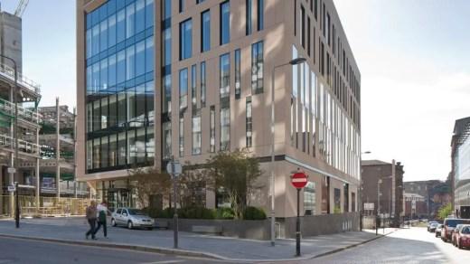 inovo office building, Glasgow