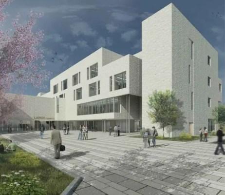 Largs Campus Building